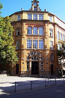 Bismarckschule Feuerbach